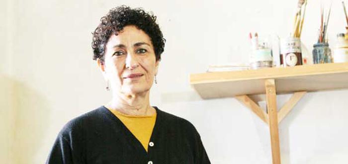 I lyset af revolutionen - Huda Lutfi - egyptisk kunstner