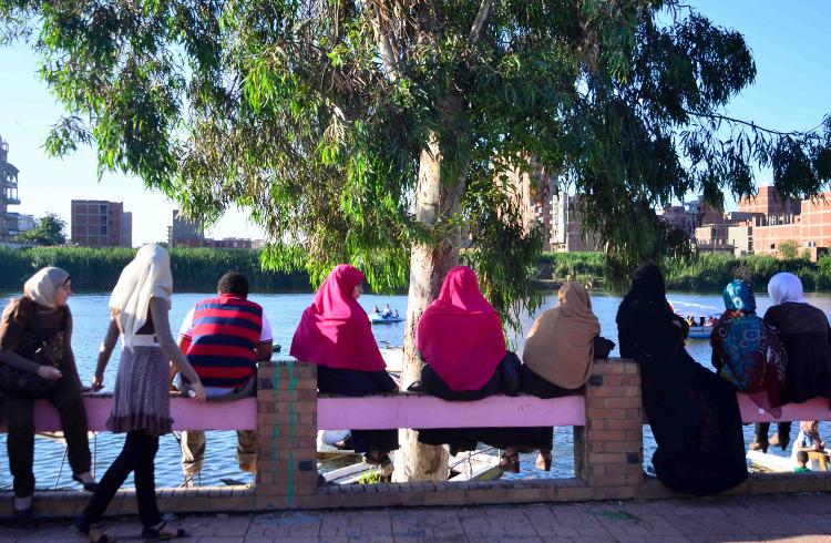 I lyset af revolutionen - Nadia Mounier