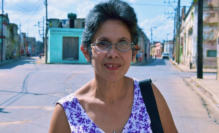 I'm a Cuban Woman