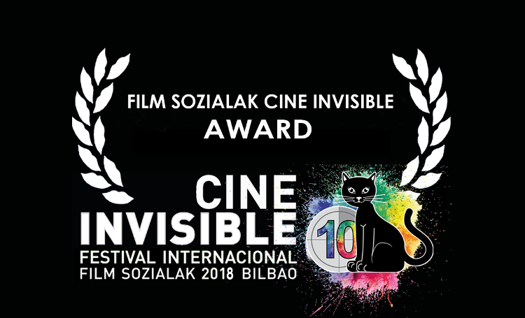 Best documentary at Cine Invisible